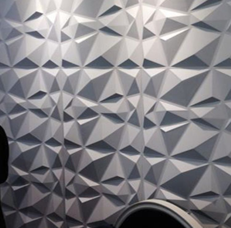 Pared diamantes